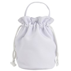 Drawstring Bucket Bag Icon