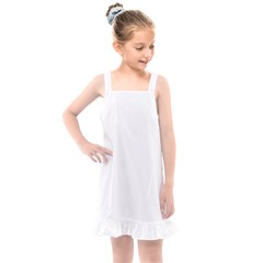 Kids  Overall Dress Icon