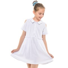 Kids  Short Sleeve Shirt Dress Icon