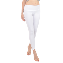 Lightweight Velour Classic Yoga Leggings Icon