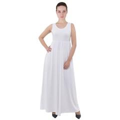 Empire Waist Velour Maxi Dress Icon