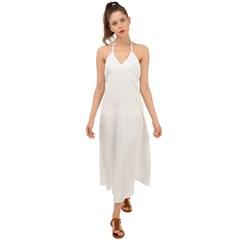 Halter Tie Back Dress  Icon