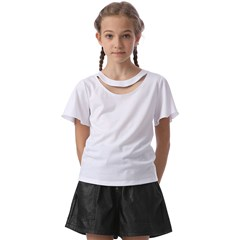Kids  Front Cut Tee Icon