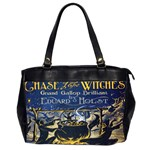 Chase Of The Witches Oversize Office Handbag (Two Sides)