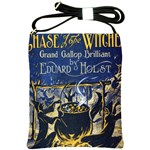 Chase Of The Witches Shoulder Sling Bag
