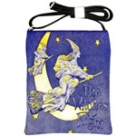 The Witches  Flight Shoulder Sling Bag