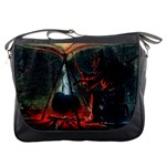 Witch s Whirl Waltzes  Messenger Bag