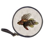 Vintage Lionfish Classic 20-CD Wallet