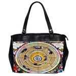 Celestial Harmonia Oversize Office Handbag (Two Sides)