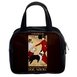 Dog Show 1902 Classic Handbag (Two Sides)