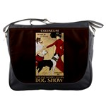 Dog Show 1902 Messenger Bag