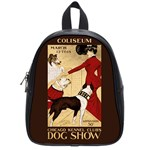 Dog Show 1902 School Bag (Small)