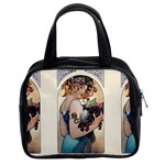 Fruit by Alfons Mucha 1897 Classic Handbag (Two Sides)