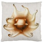 Vintage Octopus Large Cushion Case (Two Sides)