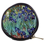 Irises by Vincent van Gogh 1898 Mini Makeup Bag