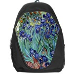 Irises by Vincent van Gogh 1898 Backpack Bag
