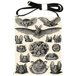 1904 Haeckel Chiroptera Shoulder Sling Bag