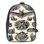 Haeckel Chiroptera School Bag (Large)