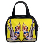 First Mate By Peter Driben 1953 Classic Handbag (Two Sides)