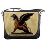 Mythology Educational Plate Messenger Bag