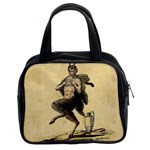 Mythology Educational Plate Classic Handbag (Two Sides)