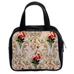 1906 Sears Wallpaper  Classic Handbag (Two Sides)