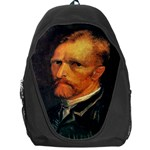 Self Portrait By Vincent Van Gogh 1886 Backpack Bag