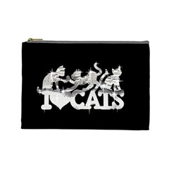 Catz Large Makeup Purse by artattack4all