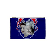 Queen Elizabeth 2012 Jubilee Year Small Makeup Purse by artattack4all