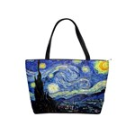 Starry Night By Vincent Van Gogh 1889 Classic Shoulder Handbag