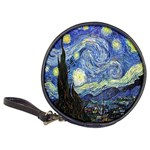 Starry Night By Vincent Van Gogh 1889 Classic 20-CD Wallet