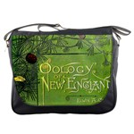 Oology Of New England 1886 Messenger Bag