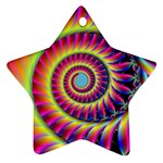 Fractal34 Ornament (Star)