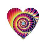Fractal34 Magnet (Heart)