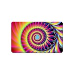 Fractal34 Magnet (Name Card)