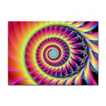 Fractal34 Sticker A4 (10 pack)