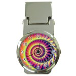 Fractal34 Money Clip Watch