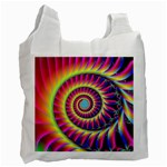 Fractal34 Recycle Bag (Two Side)