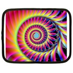 Fractal34 Netbook Case (XL)