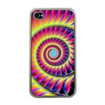 Fractal34 Apple iPhone 4 Case (Clear)