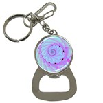 Fractal34 Bottle Opener Key Chain