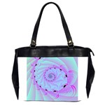 Fractal34 Oversize Office Handbag (Two Sides)