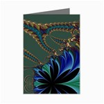 Fractal34 Mini Greeting Card
