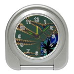 Fractal34 Travel Alarm Clock
