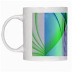 Fractal34 White Mug