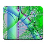Fractal34 Large Mousepad