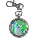 Fractal34 Key Chain Watch