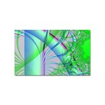 Fractal34 Sticker Rectangular (100 pack)