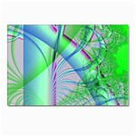 Fractal34 Postcards 5  x 7  (Pkg of 10)