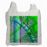 Fractal34 Recycle Bag (One Side)